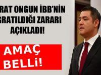 İstanbul Büyükşehir'de dudak uçuklatan zarar