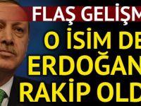 Erdoğan'ın seçimlerdeki ilk rakibi belli oldu