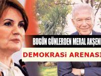 Uğur Dündar Meral Akşener'den sürpriz yayın