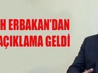 Fatih Erbakan'dan Elazığ depremi sonrası açıklama
