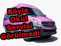 Demet Akalın, kızı için minibüs aldı
