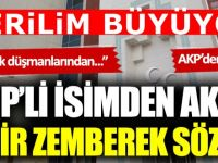 MHP'li isimden AKP'ye zehir zemberek sözler!
