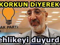 Dilipak'tan AKP zenginlerine flaş uyarı: Şimdi korkun