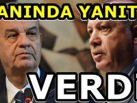 İlker Başbuğ'dan Erdoğan'ın çağrısına cevap