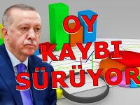 AKP'deki büyük oy kaybını gösteren şok anket