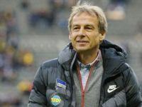 Hertha Berlin'in Teknik Direktörü Jürgen Klinsmann Görevinden İstifa Etti