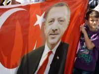 Kuzey Makedonya'da 'En Sevilen Dünya Lideri' Cumhurbaşkanı Erdoğan Oldu