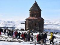 'Orta Çağın Medeniyetler Beşiği Ani' Çetin Kışta Da İlgi Görüyor