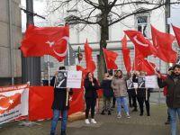Almanya'da, Hamit Paksoy Protestosu
