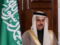 Suudi Arabistan Dışişleri Bakanı Ferhan Almanya'da konuştu
