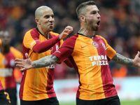 Galatasaray İkinci Yarıda Farkı Kapatarak Şampiyonluk Yarışına Ortak Oldu