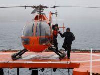 Türk Bilim İnsanları 'Beyaz Kıta' Antarktika'ya Ulaştı