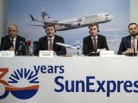 SunExpress'ten 2019'da 1,4 Milyar Avro Gelir