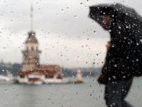 Türkiye, Yarın Yağışlı ve Serin Havanın Etkisine Girecek