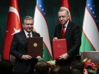 Özbekistan Cumhurbaşkanı Mirziyoyev'dan Kritik Türkiye açıklaması