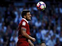Sevillalı Futbolcu Daniel Carriço, Wuhan Zall'a Transfer Oldu