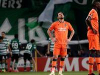 Medipol Başakşehir Deplasmanda Sporting Lizbon'a 3-1 Kaybetti