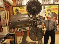 Eski Makinistin 'Sinema Evi' Ziyaretçilerini Geçmişe Götürüyor