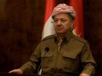 Mesut Barzani: 'ABD, Irak'ı Terk Ederse DEAŞ Geri Gelir'