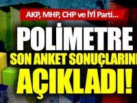 Polimetre'den AKP'yi endişelendirecek anket! Büyük düşüş var