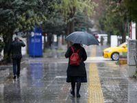 Meteorolojiden Bu bölgelere şiddetli Yağış Uyarısı var