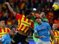 Göztepe ile Gaziantep maç sonucu ve özeti