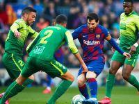 Barcelona, sahasında Eibar'ı 5-0 yendi