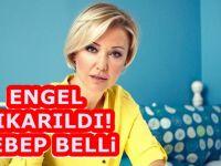 AKP'li belediyeden Berna Laçin'e sansür