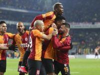 Galatasaray'ın Kadıköy'deki Galibiyet Hasreti Son Buldu