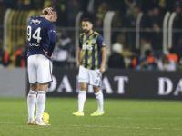 Fenerbahçe, Süper Lig'de Son 4 Haftada Çöktü