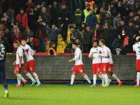 Gaziantep FK Zorlu Sürece Giriyor