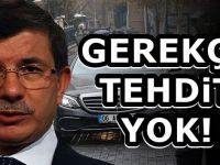 Emniyetten Ahmet Davutoğlu kararı! Kaldırıldı