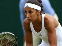 Milli Tenisçi Çağla Büyükakçay Katar Açık'a Çeyrek Finalde Veda Etti