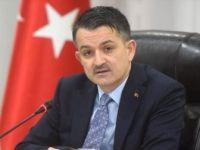 Bakan Pakdemirli: 'Bakanlığımıza 2 Bin 153 Personel Alımı Yapacağız'