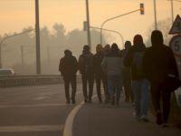 Suriyeliler akın akın Edirne üzerinden Türkiye'yi terk ediyor