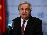 Bm Genel Sekreteri Guterres'ten İdlib'de  Ateşkes Çağrısı
