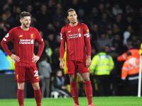 İngiltere Premier Lig'de Liverpool tarihte İlk Kez Yenildi