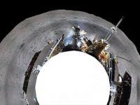 Çin'in Ay'ın Karanlık Tarafındaki Keşif Aracı 399,7 Metre Yol Katetti