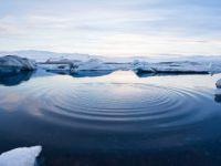 Kutup Dairelerinde Deniz Buzu Yüz Ölçümü 30 Yıllık Ortalamanın Altında