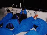 Türk Kara Sularına Geri İtilen Sığınmacılar Kurtarıldı