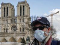 Fransa'da Yeni Tip Koronavirüsten yeni kayıplar