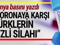 Koronaya karşı Türklerin gizli silahını yabancı basın açıkladı