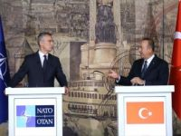 Dışişleri Bakanı Çavuşoğlu ile Stoltenberg Telefonda Görüştü