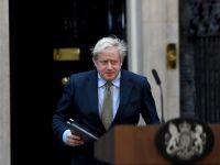 İngiltere Başbakanı Johnson'ın Kovid-19 Testi Pozitif Çıktı