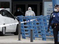 İspanya'da Hayatını Kaybedenlerin Sayısı arttı