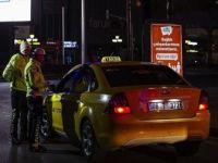 Ankara'da Plaka Sınırlama Uygulamasını İhlal Eden Taksiciye Ceza Kesildi