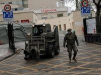 İspanya'da Koronavirüs Salgınında Ölü ve Vaka Sayısında Rekor Artış