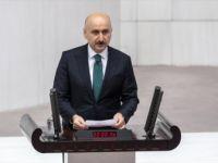 Ulaştırma Ve Altyapı Bakanı Adil Karaismailoğlu TBMM'de Yemin Etti