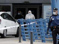 İspanya'da Kovid-19 Vaka Sayısı 100 Bini Aştı