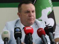 Denizlispor Kulübü Başkanı Çetin: 'Kulüplerin Borçları Ertelenmeli'
